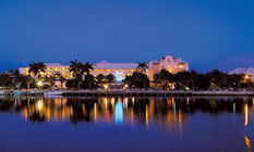 The Lago Mar Resort And Club: Night